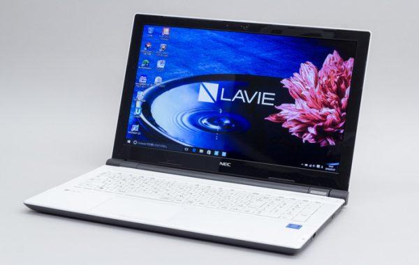 LAVIE Direct NS(e) 2016年夏モデルに収録されているソフトを紹介します