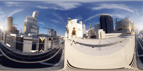 VRヘッドセット用に360度の全天球画像を撮影する「360 Stereo」