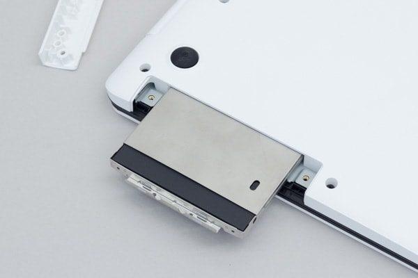 SSDの追加