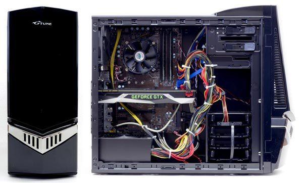 グラフィックス機能にGeForce GTX 1080を搭載した「NEXTGEAR i650PA7」