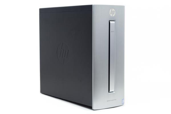 HP ENVY 750-180jp/CTの本体外観