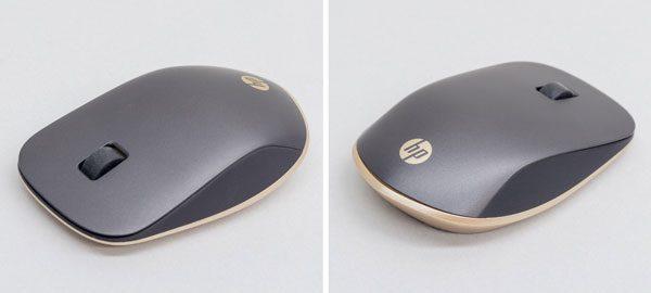 オプションとして用意されている「HP Z5000 Bluetooth マウス」。Bluetoothで接続します