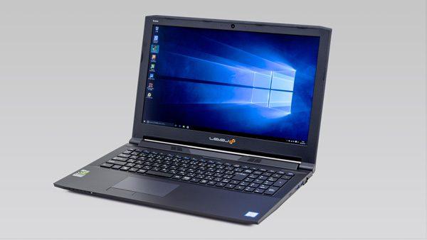 GTX950M+Core i7-6700HQ搭載の「Lev-15FH058-i7-LF」