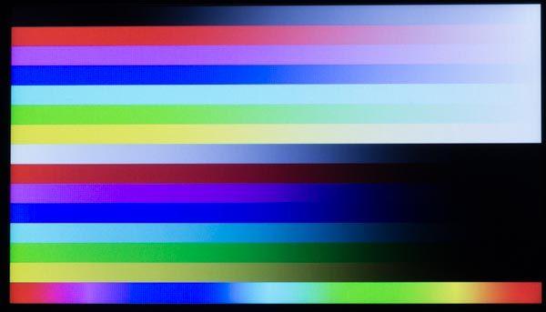 色合いについては、やや青かぶりしている印象を受けます