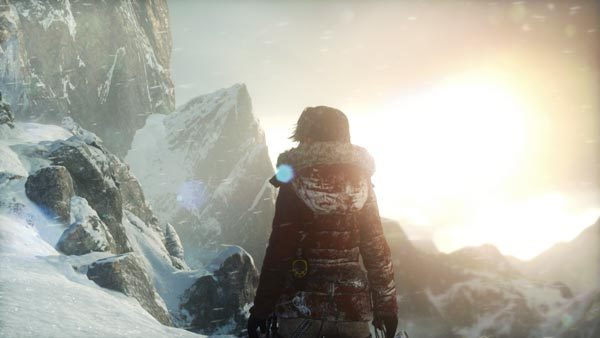 Rise of the Tomb Raider ベンチマーク