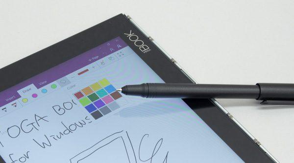 ボールペンの芯でも、タッチ操作は可能です