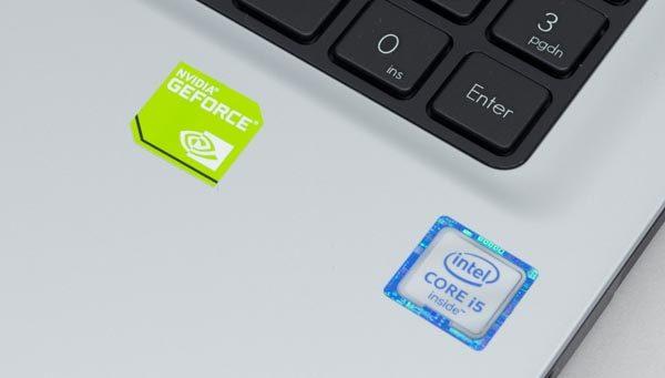 外付けGPUとして、GeForce 940Mを搭載しています