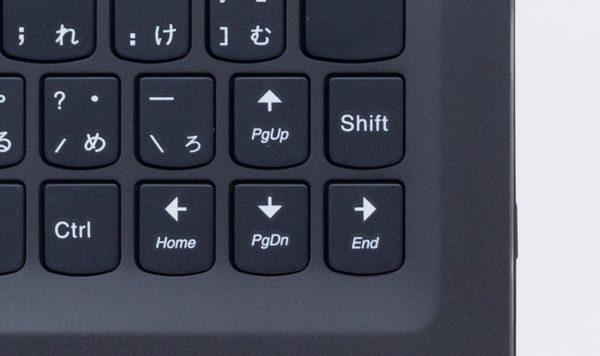 右Shiftキー