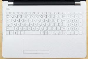 違和感なく使えるキーボード