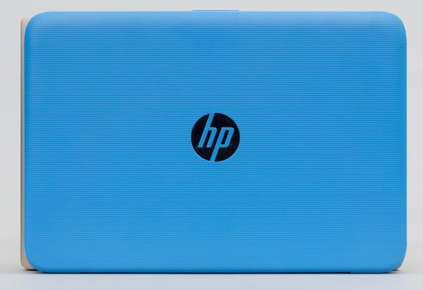 11.6型「HP Stream 11」との大きさの比較