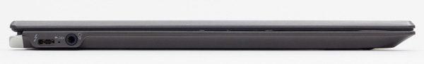 dynabook VZシリーズのインターフェース