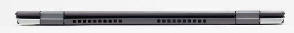 dynabook VZシリーズの本体背面