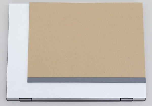 dynabook VZシリーズのサイズ比較
