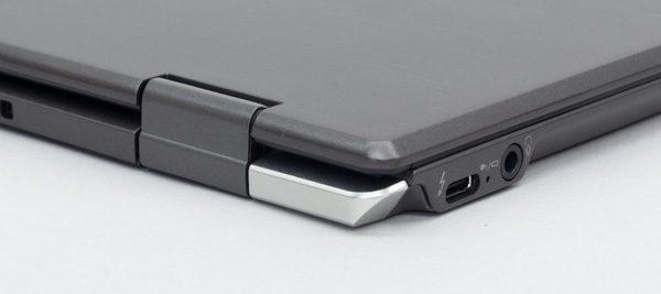 dynabook VZシリーズのボディ素材