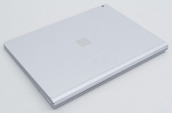 Surface Bookのヒンジ