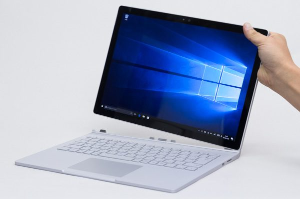Surface Bookは高すぎる?