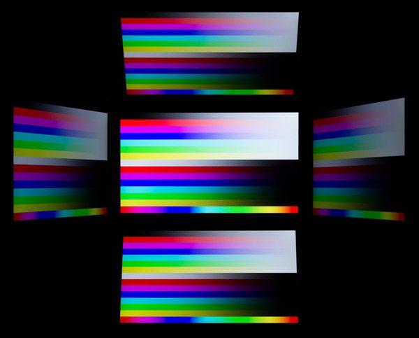 Surface Bookの視野角