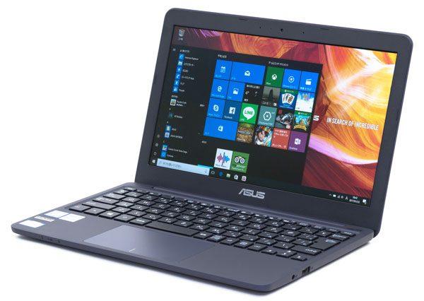 税込み2万円台で買えるASUS VivoBook E200HA