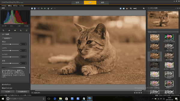 Corel PaintShop Pro X8 for FUJITSU