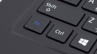 NEC LAVIEシリーズでFnキーとCtrlキーをサクッと入れ替える方法