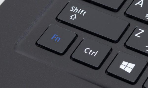 LAVIE Direct HZでFnキーとCtrlキーを入れ替える