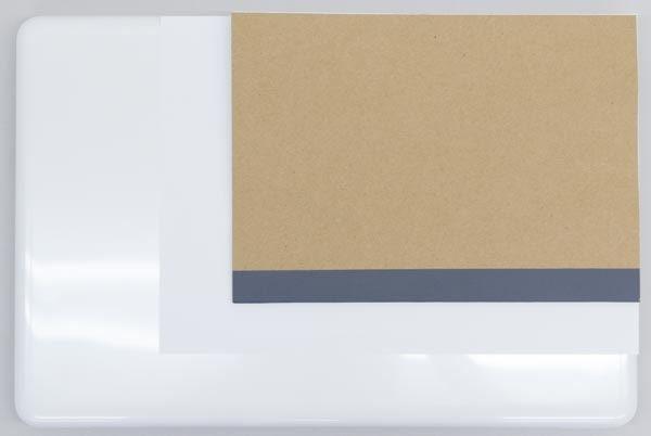A4用紙とのサイズ比較