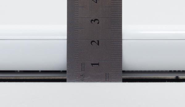 高さは実測で27mm