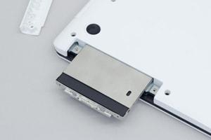 SSDを追加可能