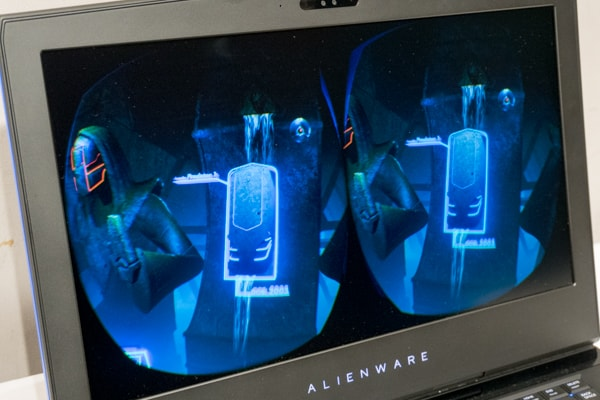 Alienware VR