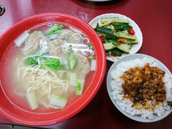 COMPUTEX TAIPEI 食事