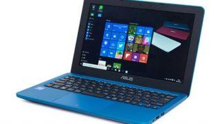 ASUS VivoBook R206SAレビュー!アマゾンランキング上位でも激遅なノートPCはどんな人が使うべきか?