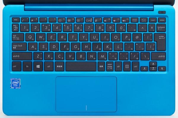 VivoBook R206SAのキーボード