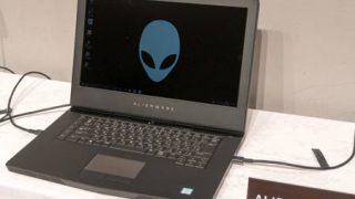 AlienwareならVRが快適!デルのゲームイベントでVRコンテンツを体験してきました