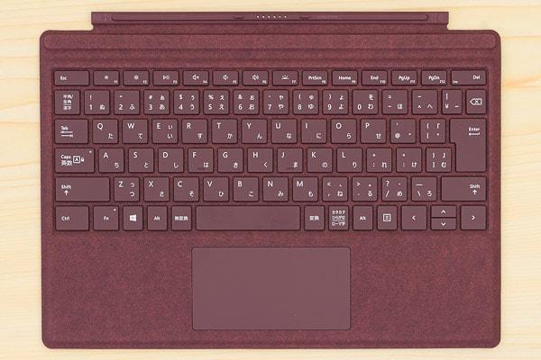 Surface Pro Signature タイプ カバー