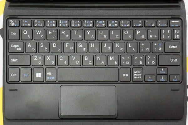 WN892-Aのキーボード