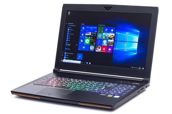 GeForce GTX 1060搭載