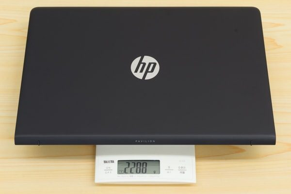 重量の実測値