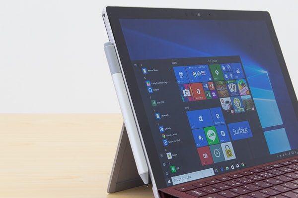 Surface Proの場合