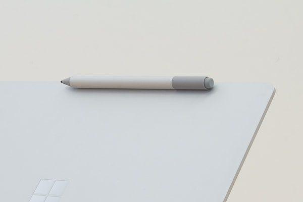 Surfaceペンの設置場所