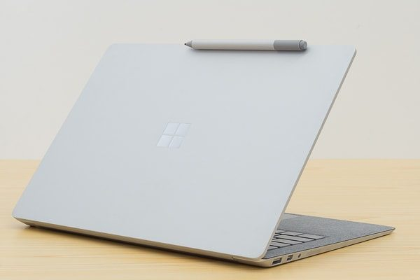 Surface Laptopの場合