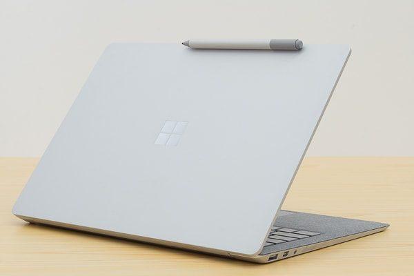 Surface Laptopの場合
