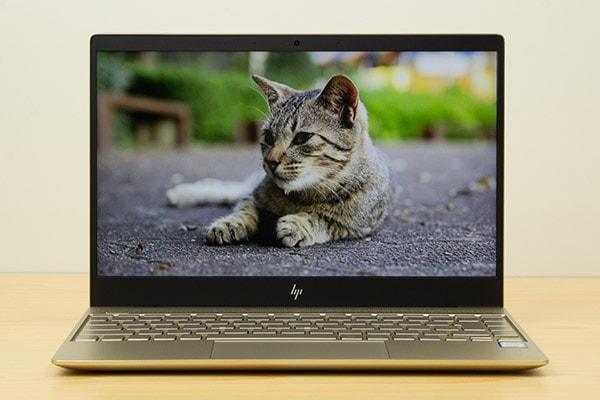 HP ENVY 13の写真の写り具合