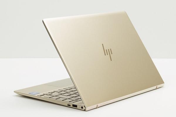 HP ENVY 13の本体カラー
