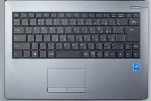MB-BN24C464SW-ZNGのキーボード