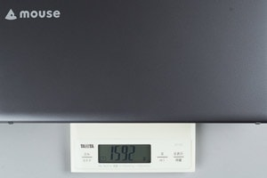 MB-BN24C464SW-ZNGの重さ