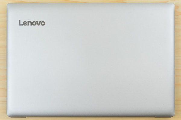 ideapad320の本体デザイン