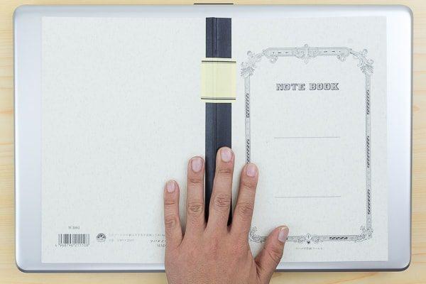 B4サイズとの比較