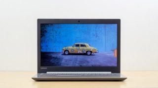 レノボ ideapad 320 レビュー! 安さとフルHDが魅力の格安なスタンダードノートPC