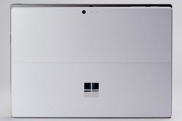 HP Spectre x2 Surface Pro サイズ比較