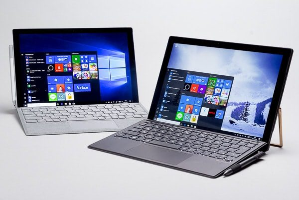 HP Spectre x2 Surface Pro